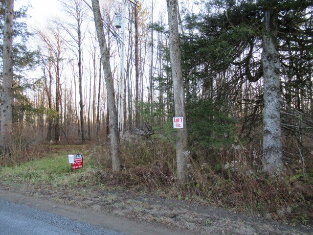 Dairy Hill Road - Lot 1